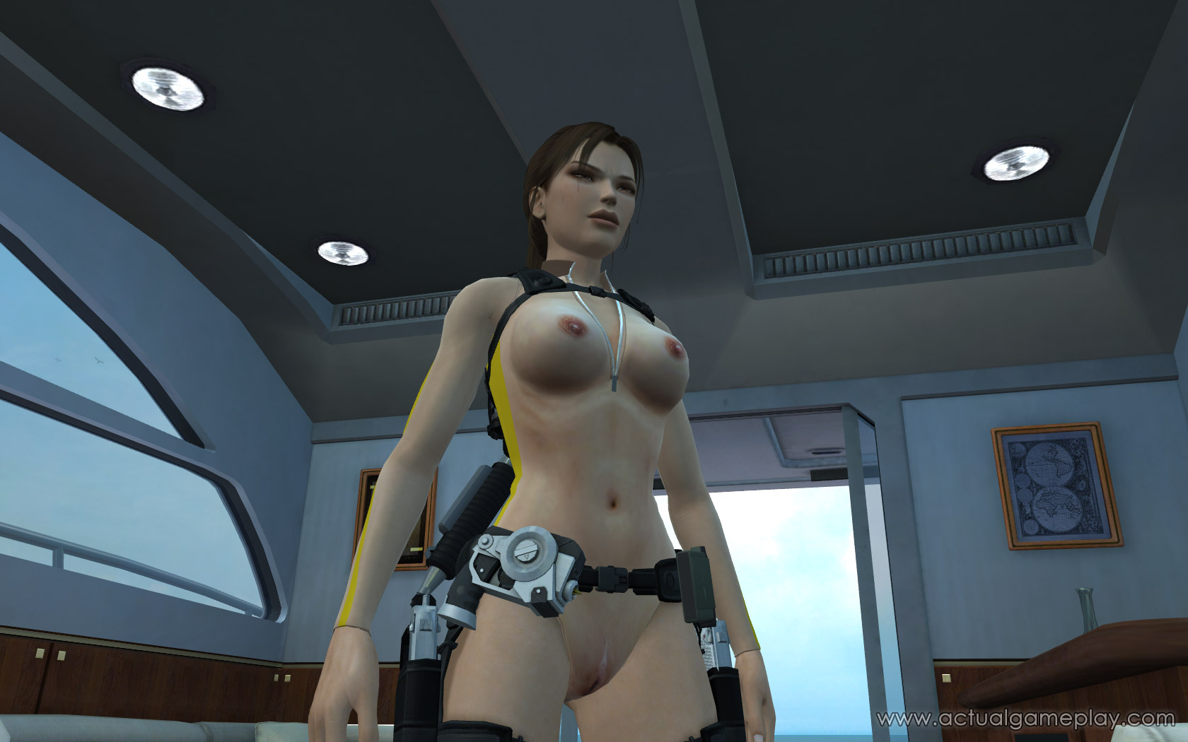 Croft raider lara nude