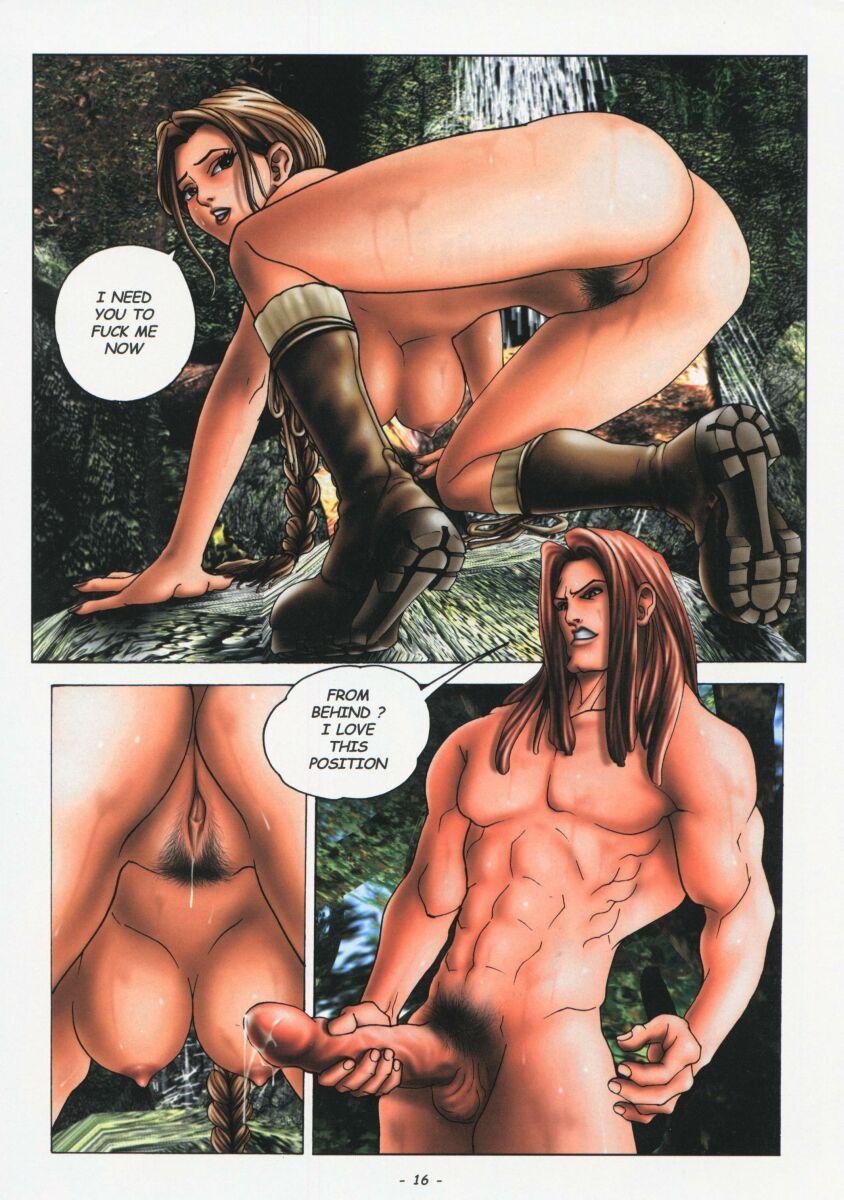 Laura croft tomb rader galerias porn erotic photos