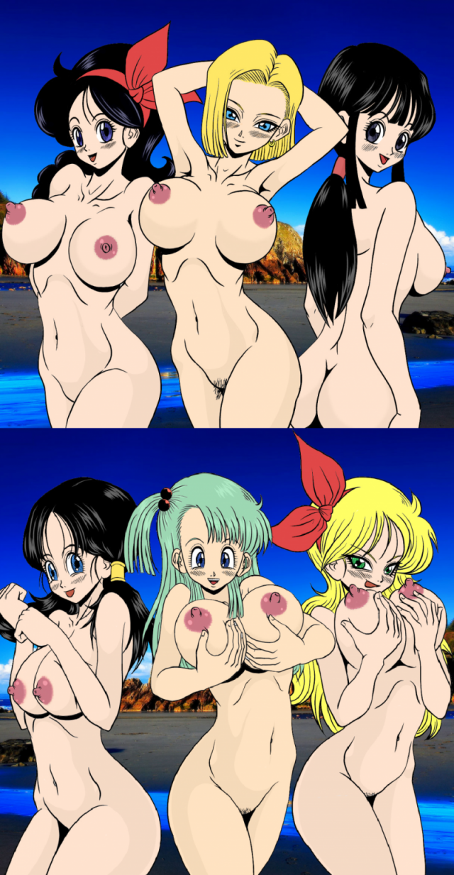 Dragonball z porn galleries cartoon classic bitch
