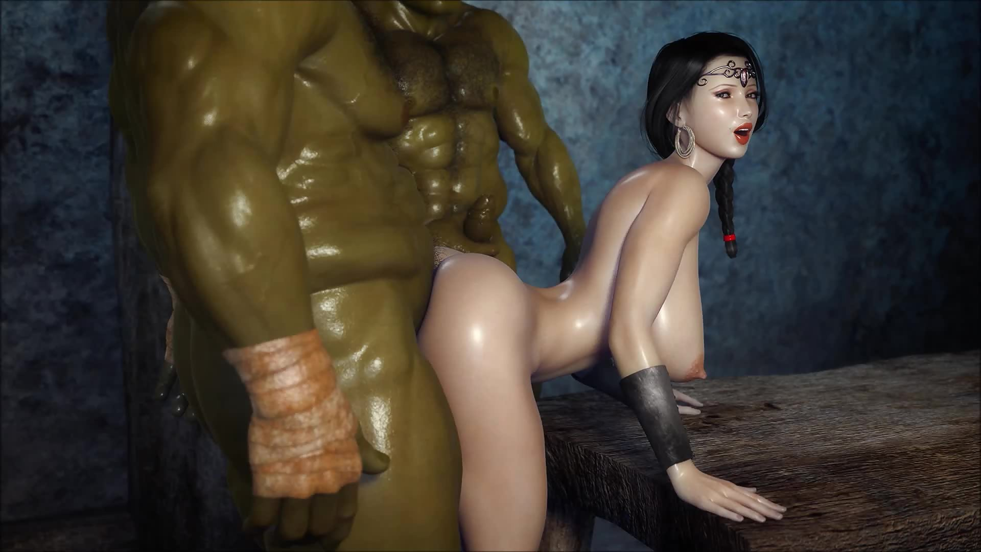 Download 3d orc hentai 3gp fucks picture