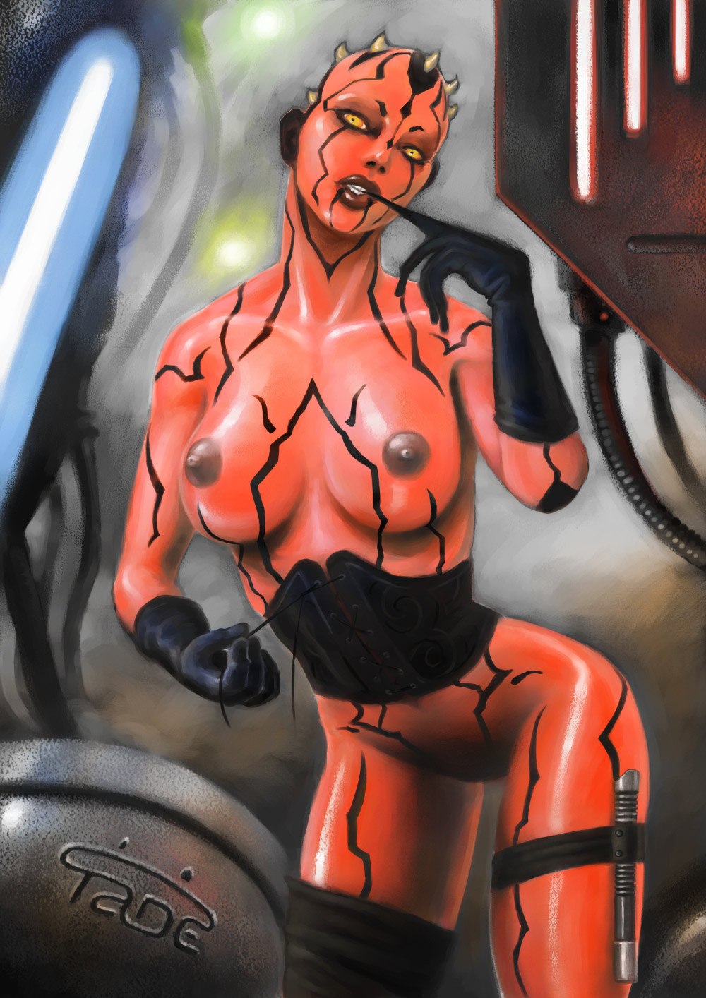 Star wars hentai wallpapers hentai image