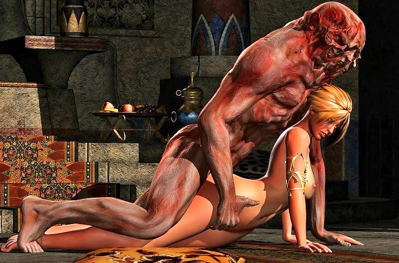 3d zombie cartoon rape girl porno porncraft pics