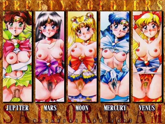 sailor senshi venus five hentai bishoujo moon jupiter sailor venus senshi mercury prev mars