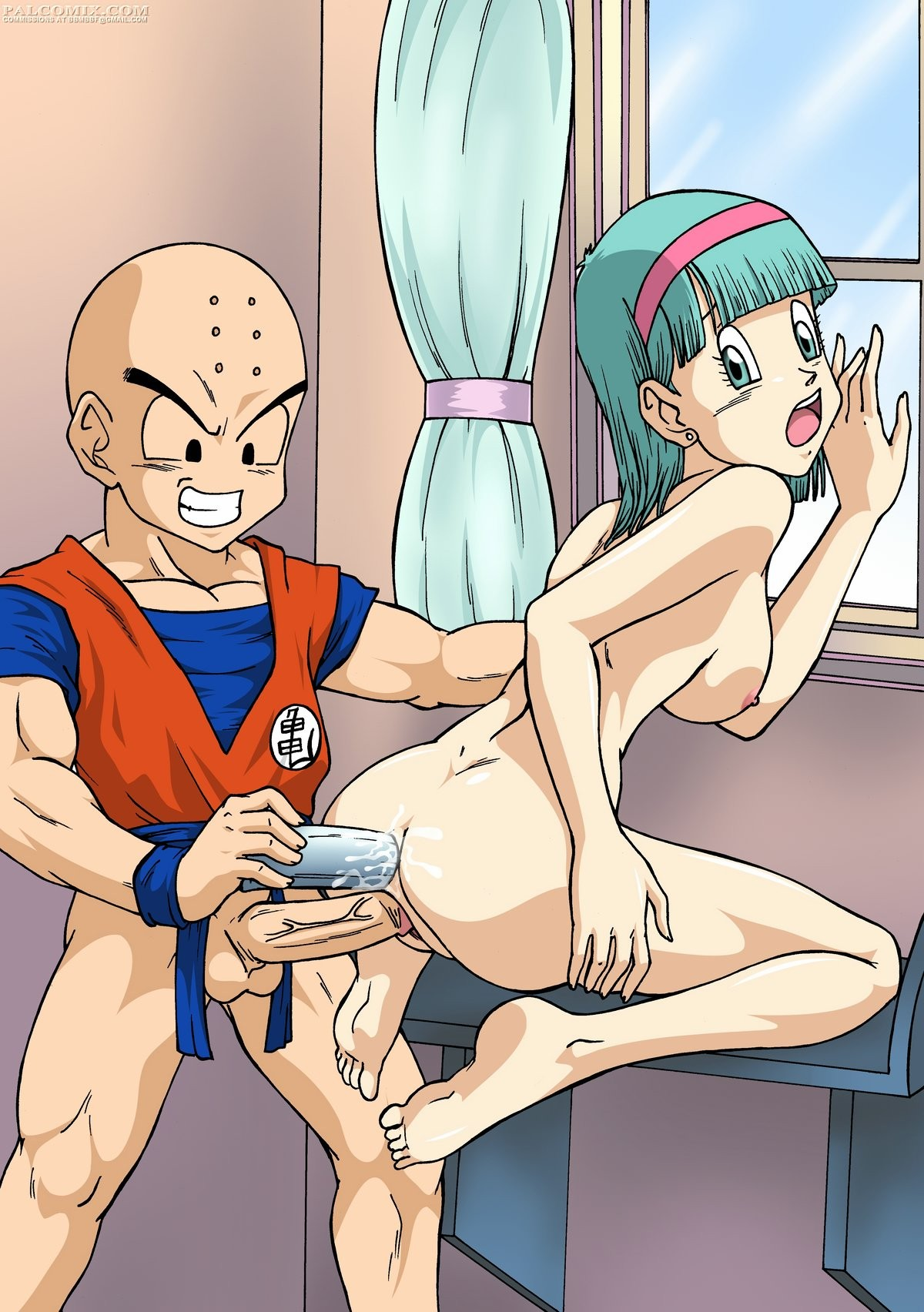 Bulma Vegeta Hentai World Krillin Dragonball