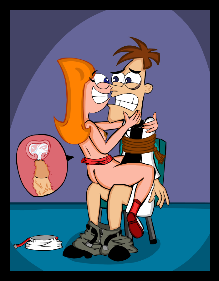 phineas and ferb naked № 155953