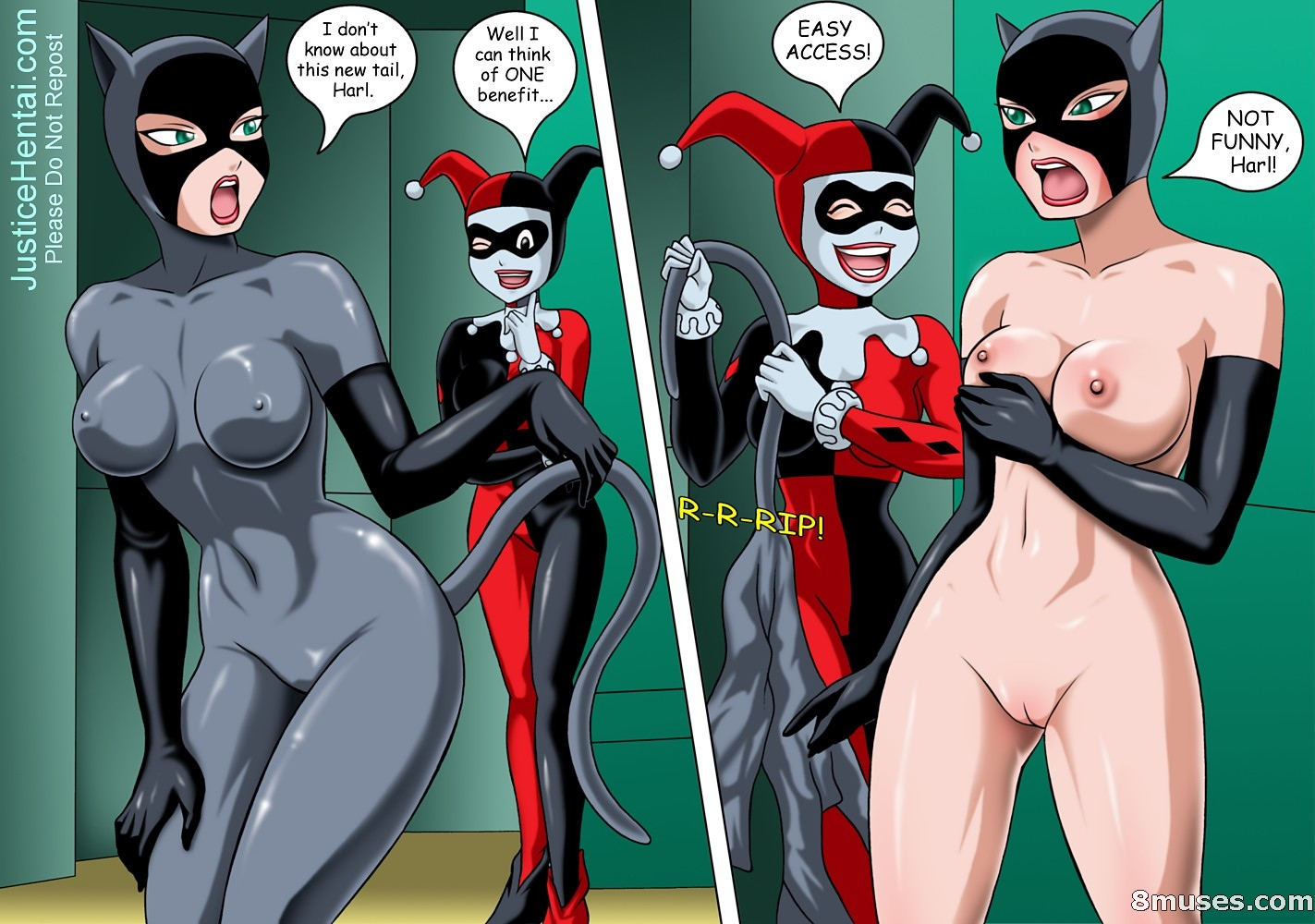 What is the nude code for catwoman  erotic photos