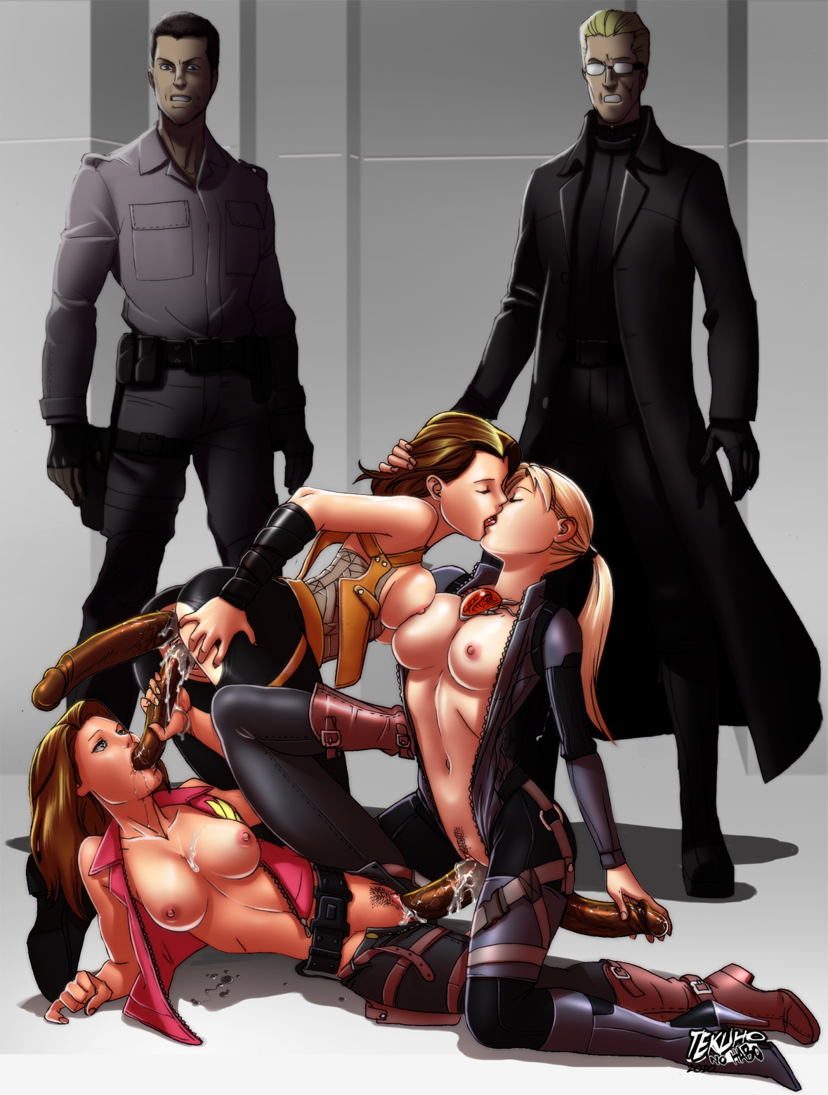 Resident evil porn galleries porno picture