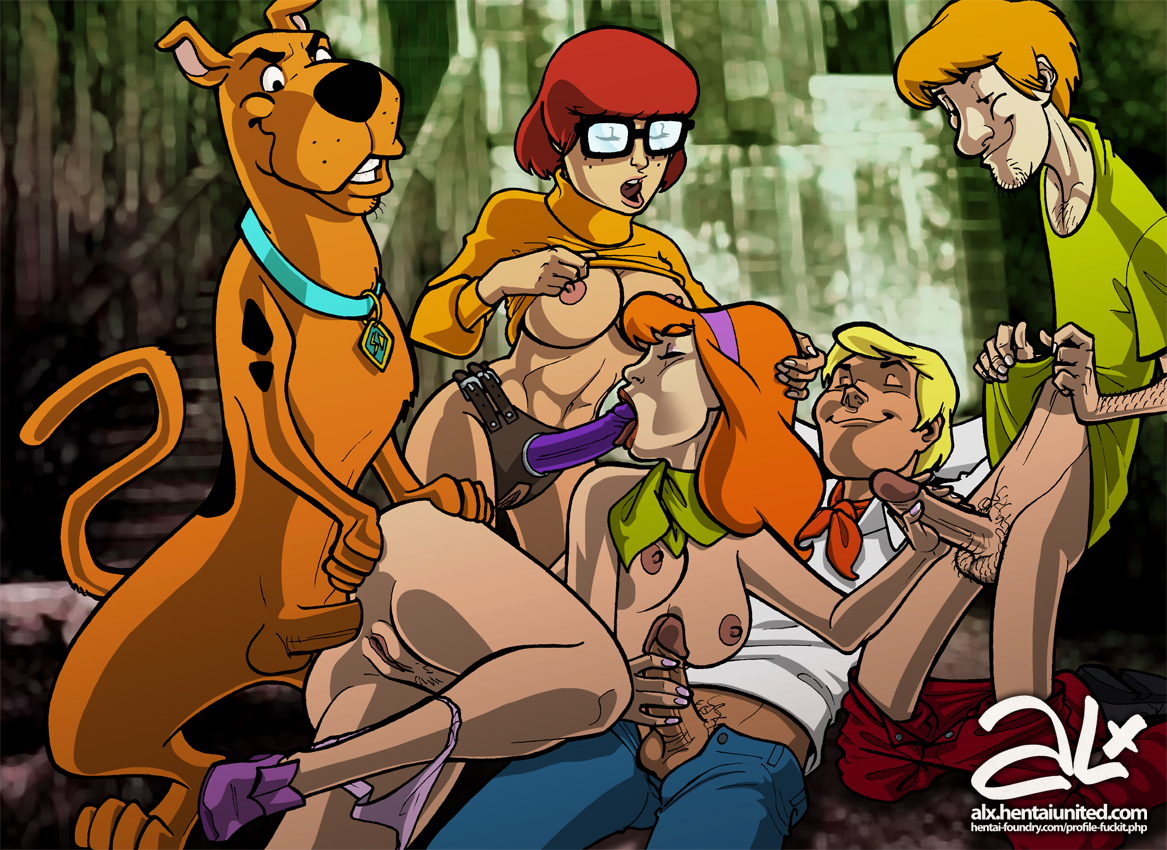 The Daphne blake sex game excellent and