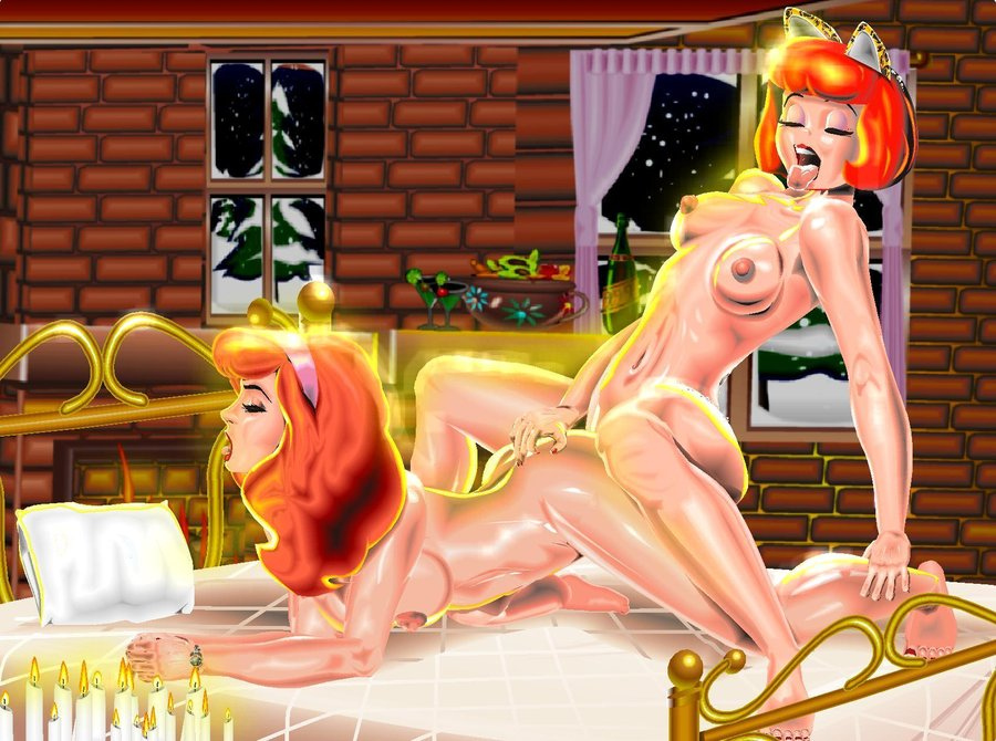 Daphne blake sex game