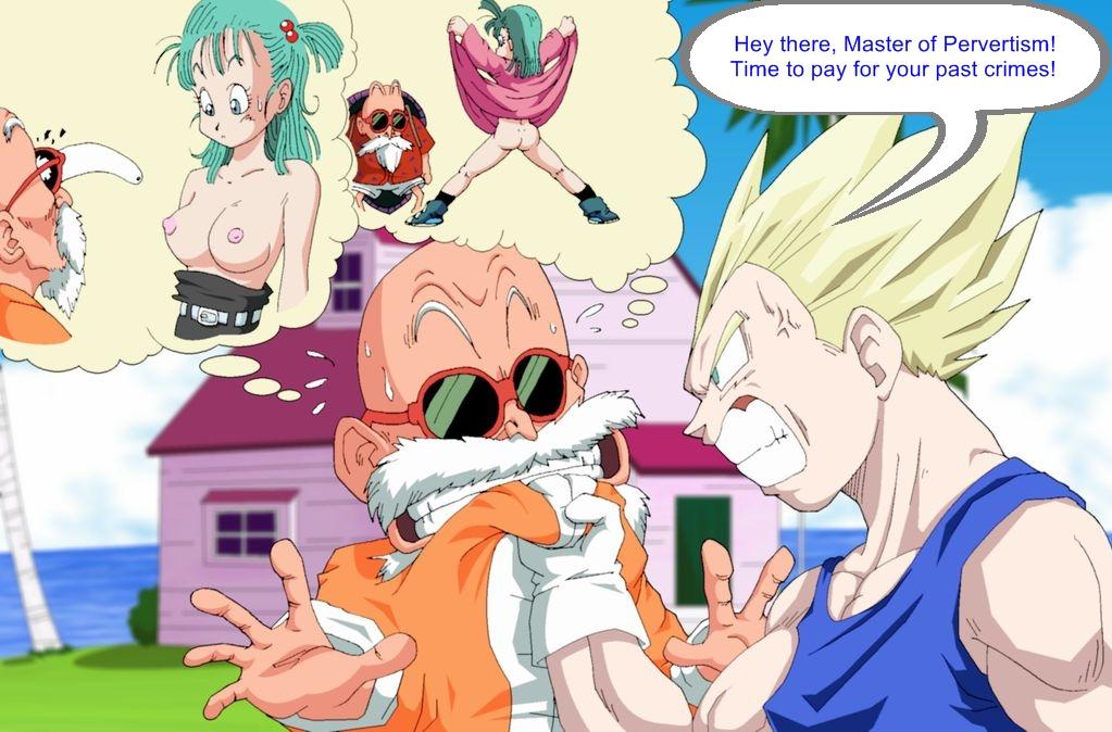 Goku and chichi naked