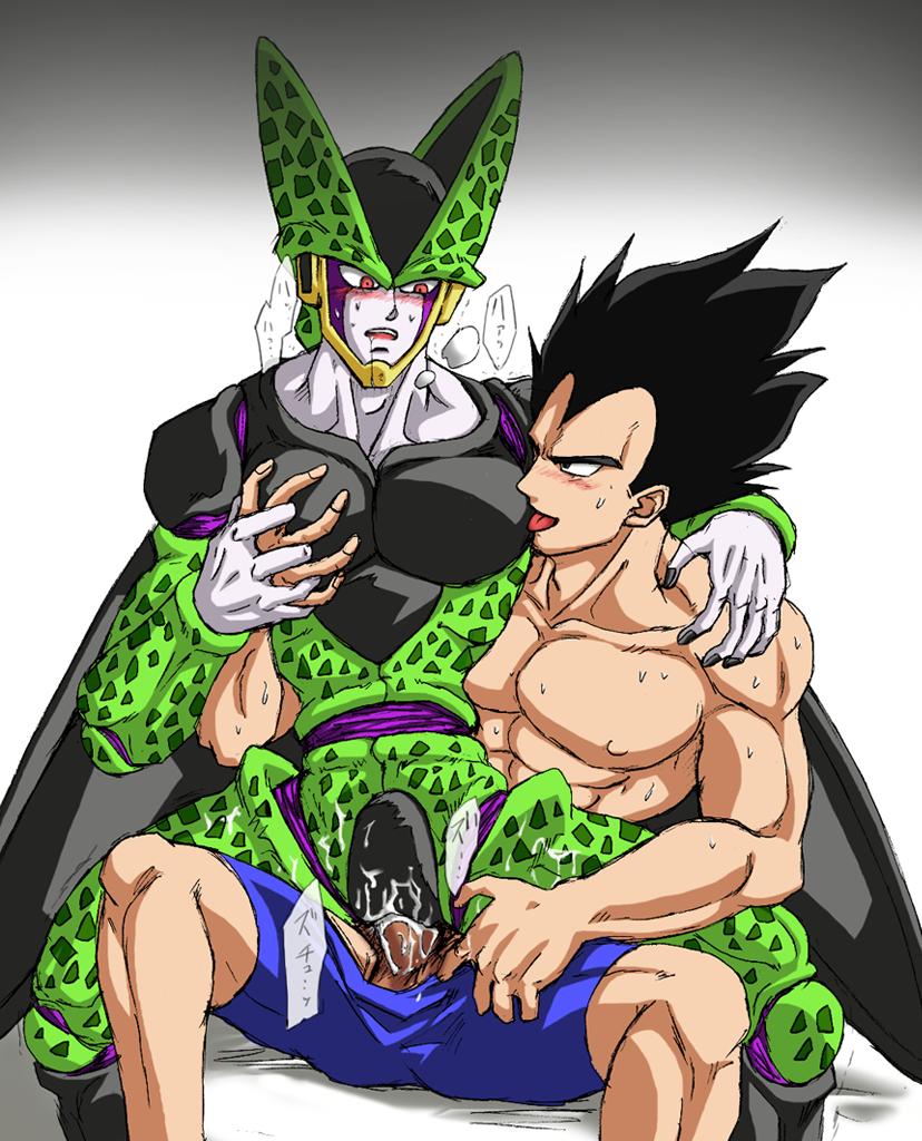 Dbz Vegeta Hentai image #223886