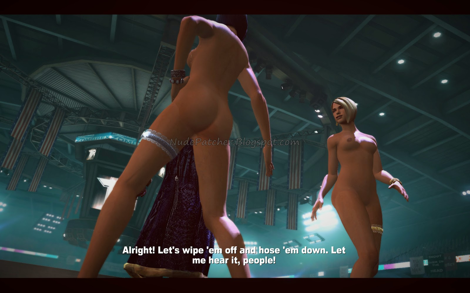 Dead rising xbox hentai way integrate!