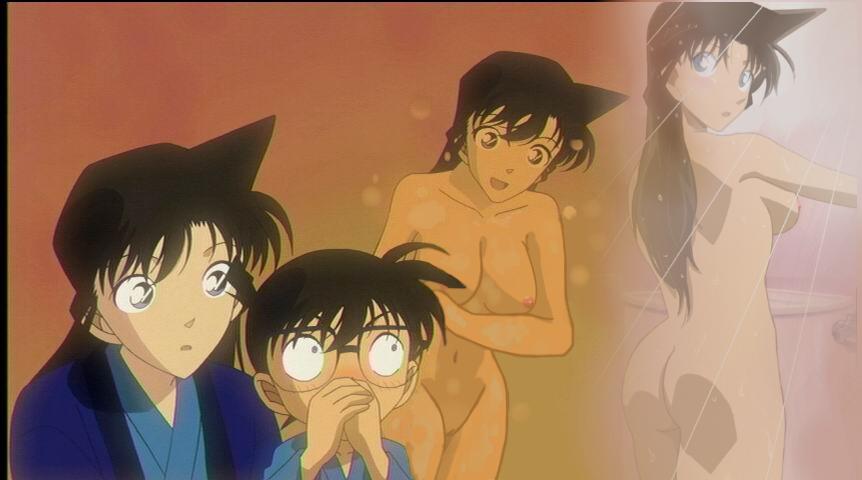 Detective Conan Nude Girl