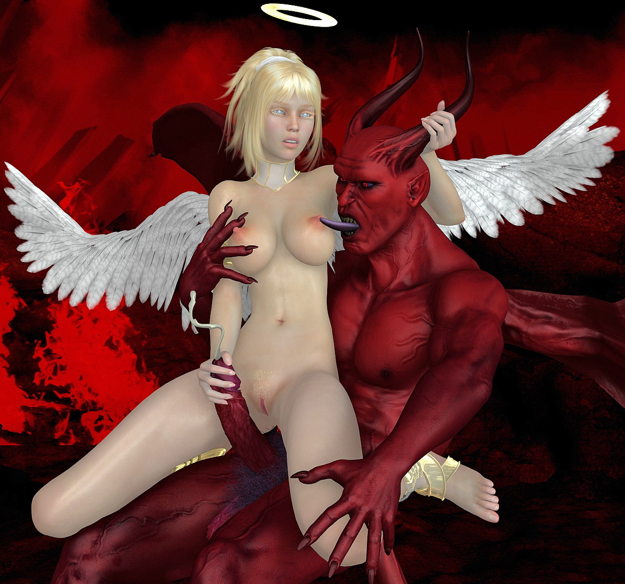 Apologise, but Nude pics from demonic