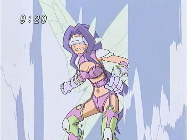 the girls from digimon naked