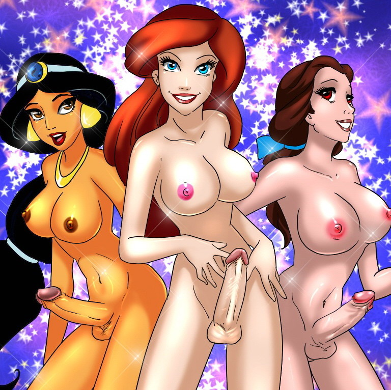 Belle vs jasmine hentai possible