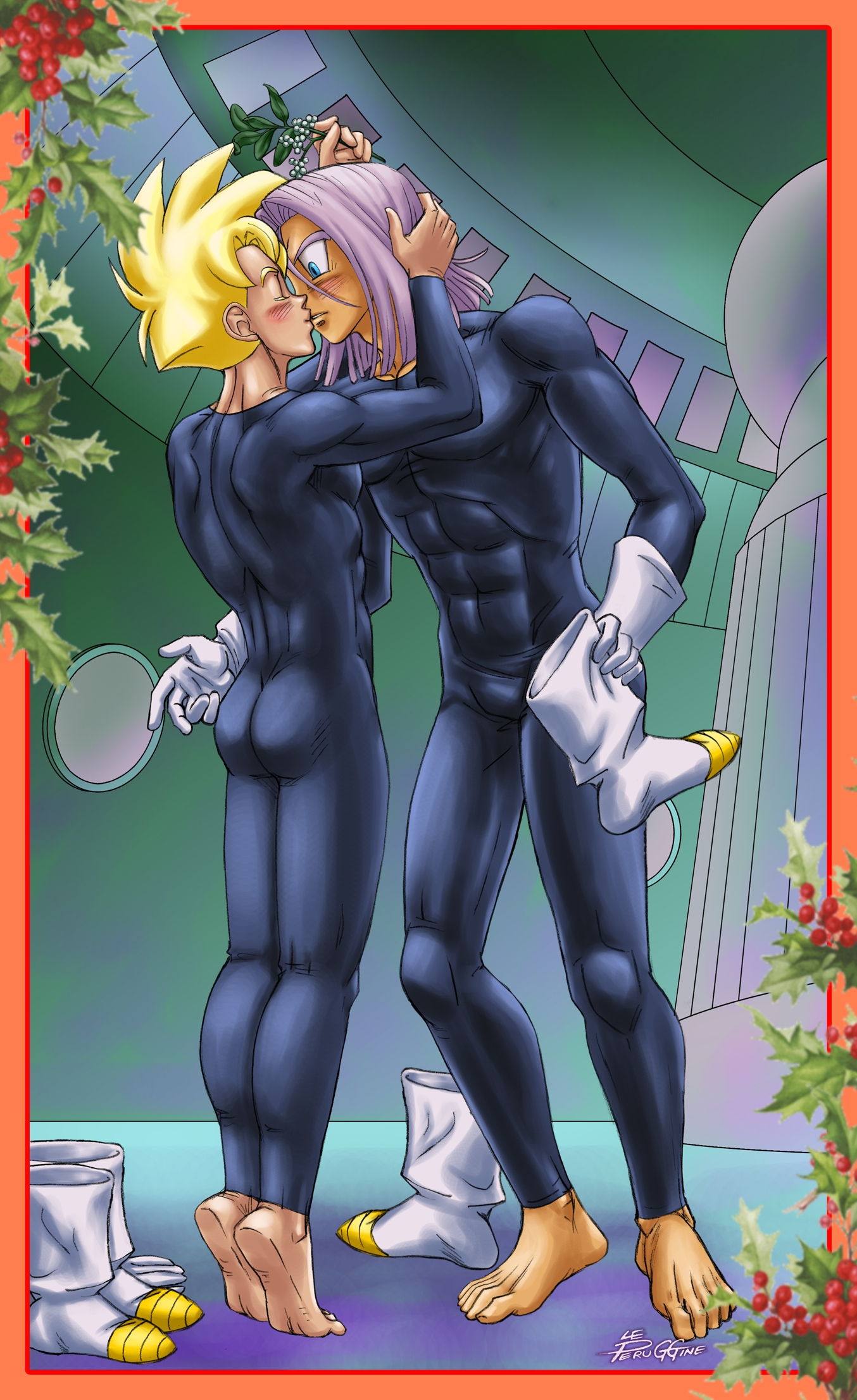 Gay hentai dragonball BlodiaX Dragon