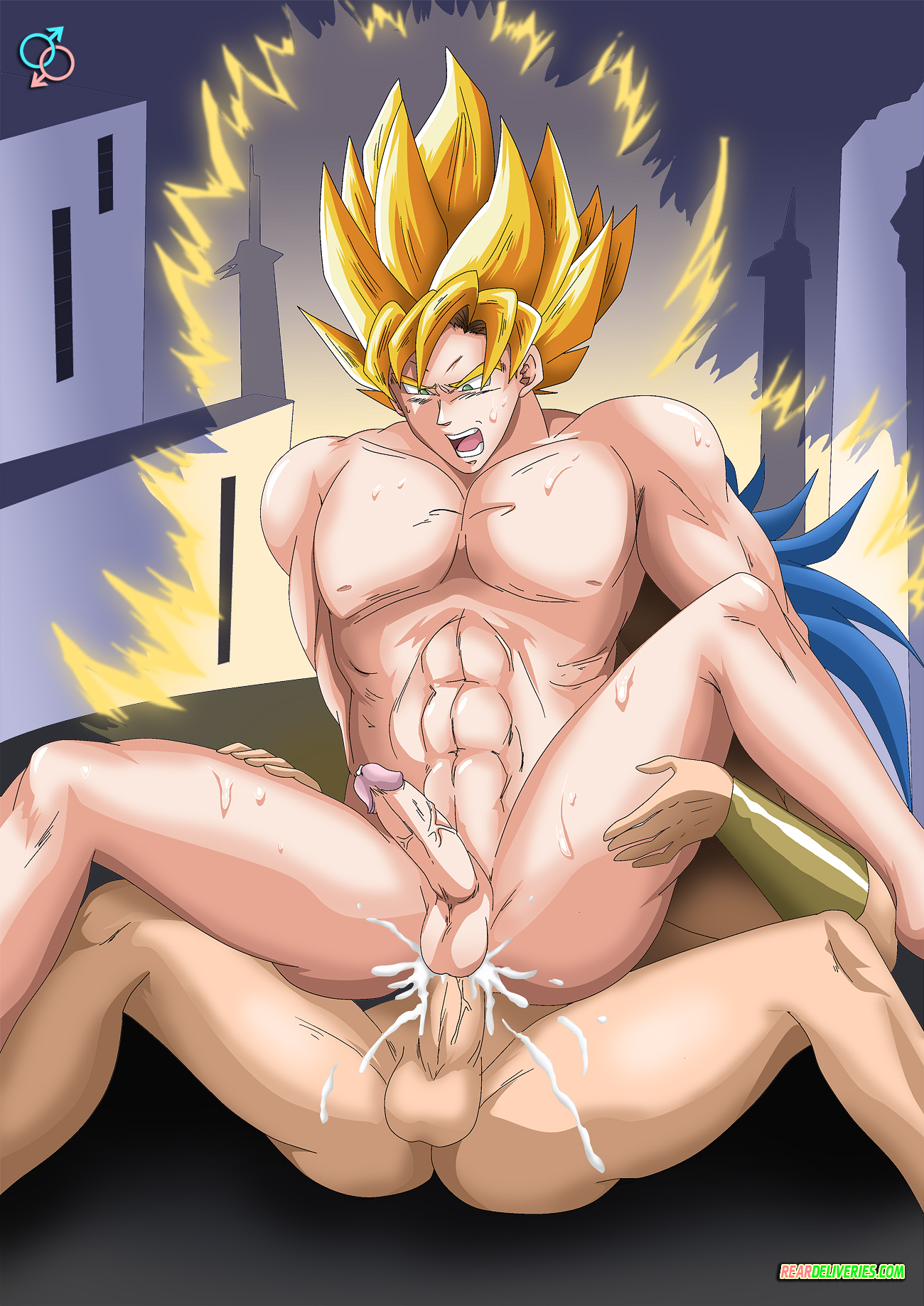 from Dayton gay dbz yaoi