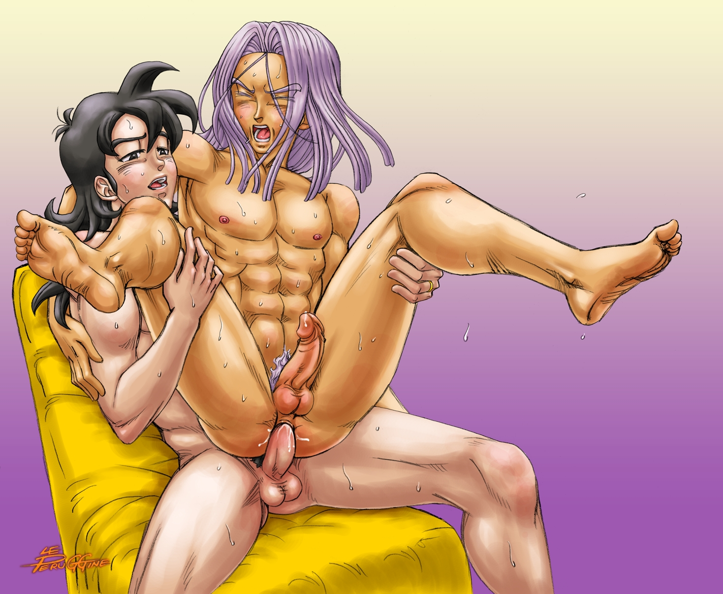 Dragon Ball Z Games Sex