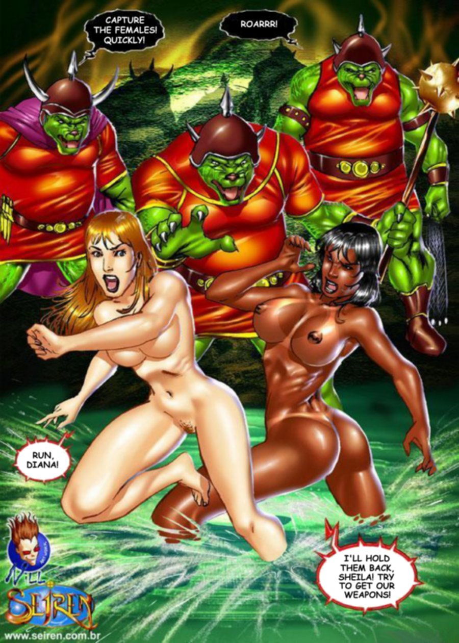 Sexy dungeons and dragons porn sexy toons