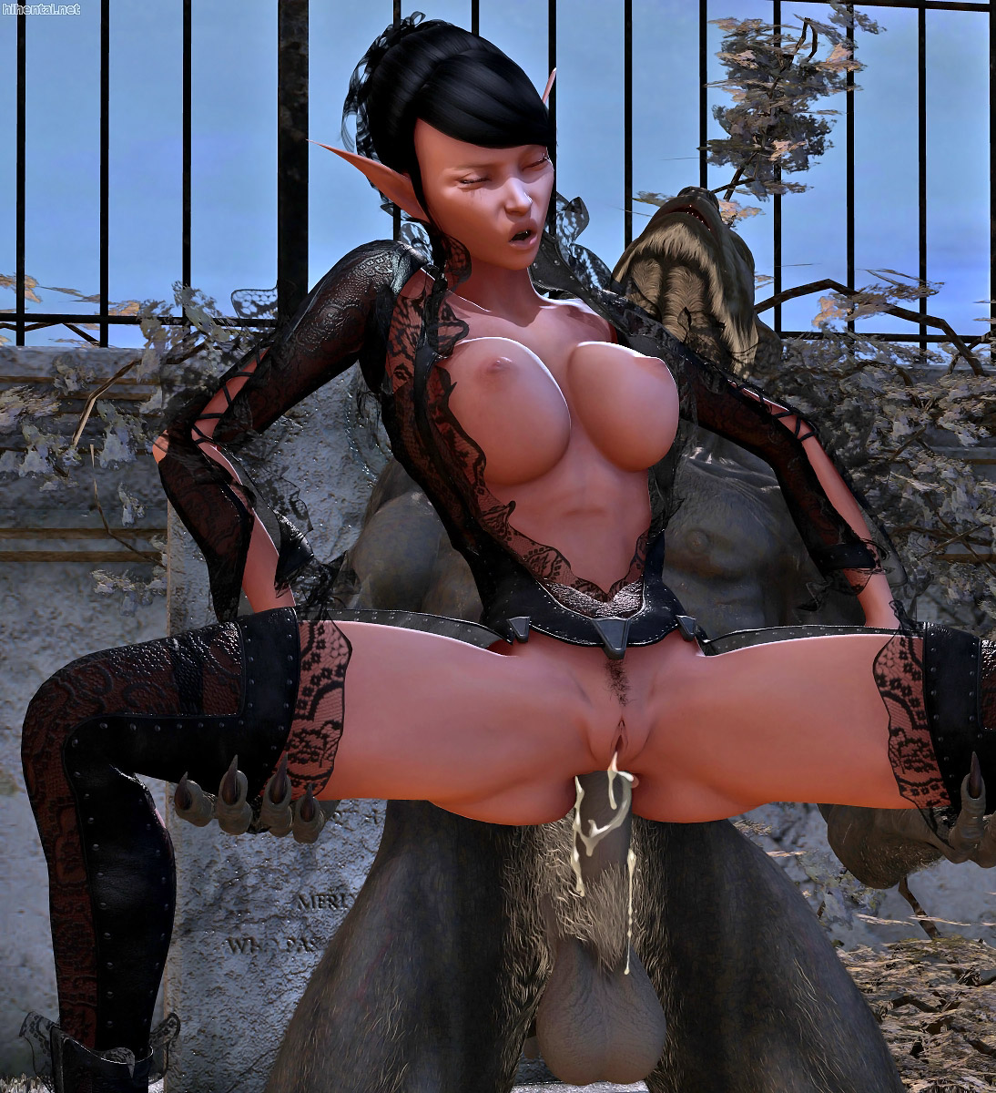 Elf girl gangbanged by orcs youporn nude video