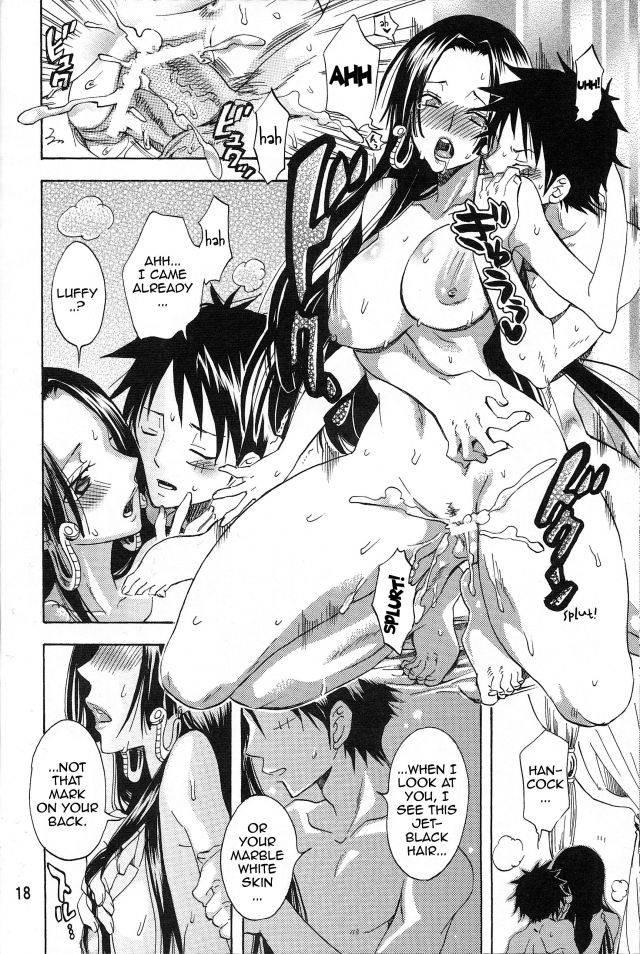 english hentai doujinshi hentai page english manga pictures album doujinshi lusciousnet one piece heart blossom