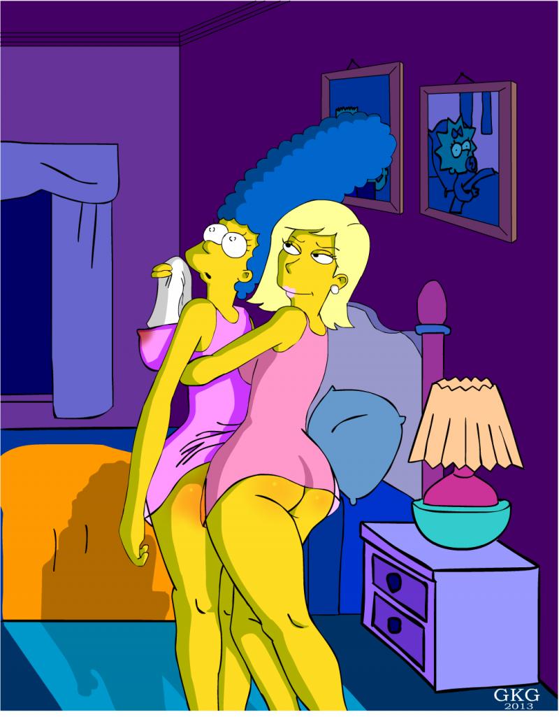 Симпсон картинки порно 8 фотография