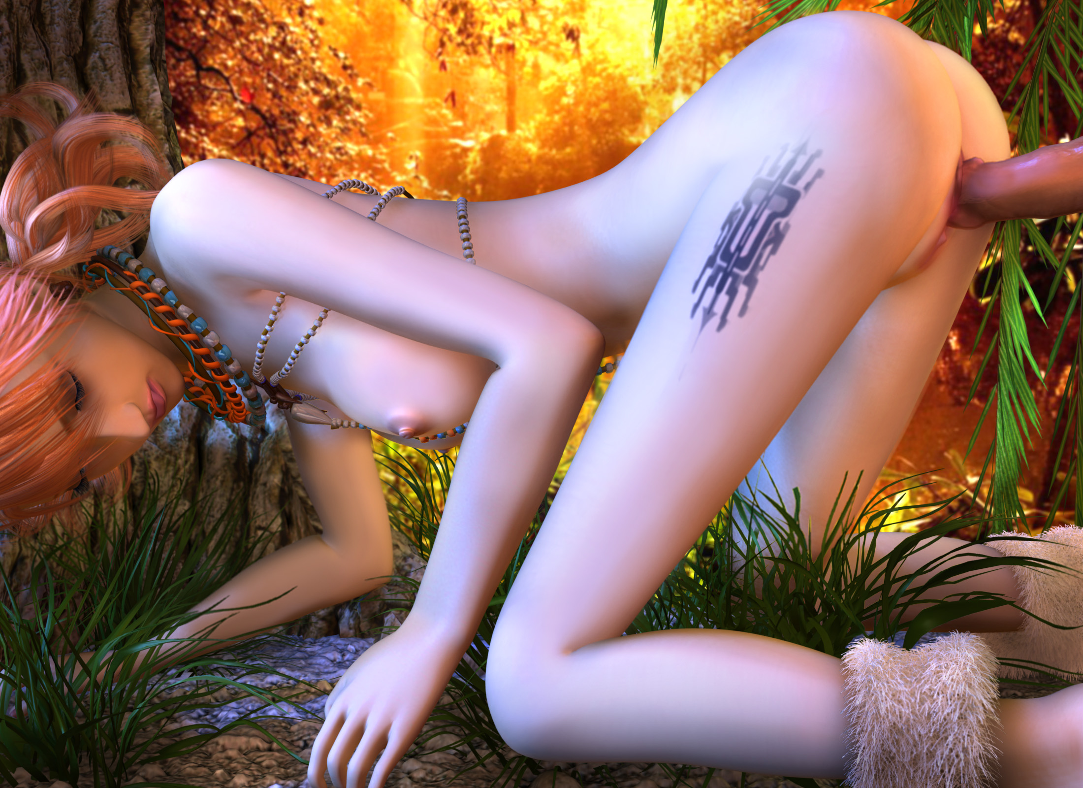 Animated 3d erotic fantasy nude porn picture