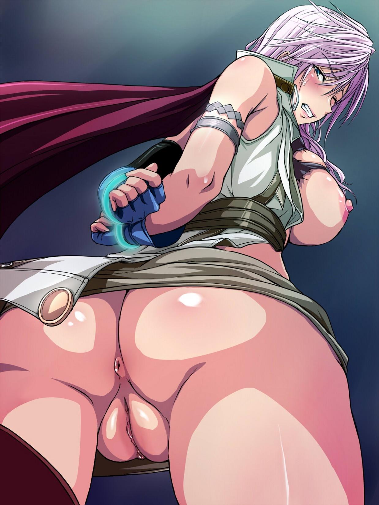 Final fantasy hentai cosplays