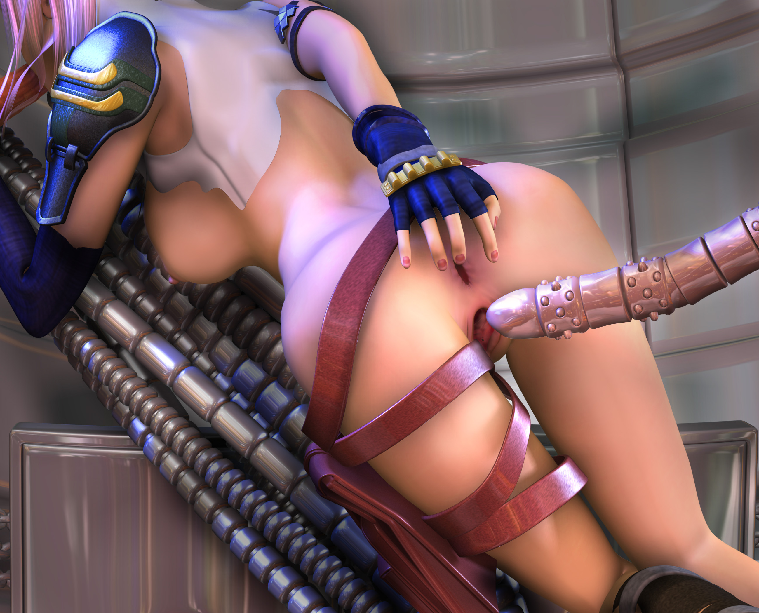 Video game girls 3d porn pics erotic gallery