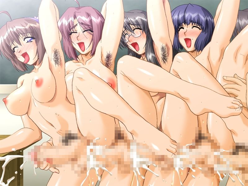 uncensored hentai series