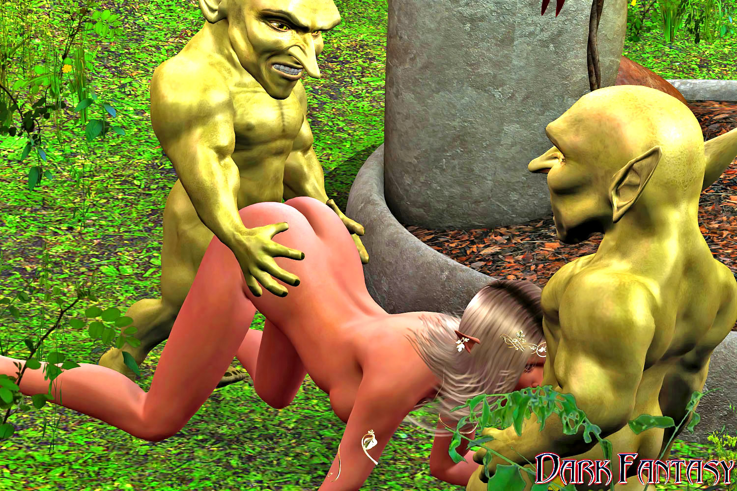 Gallery elf and goblin 3d pic hentai sexual clip