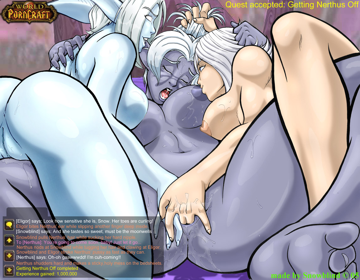 Orgy world 4 the next level scene 1
