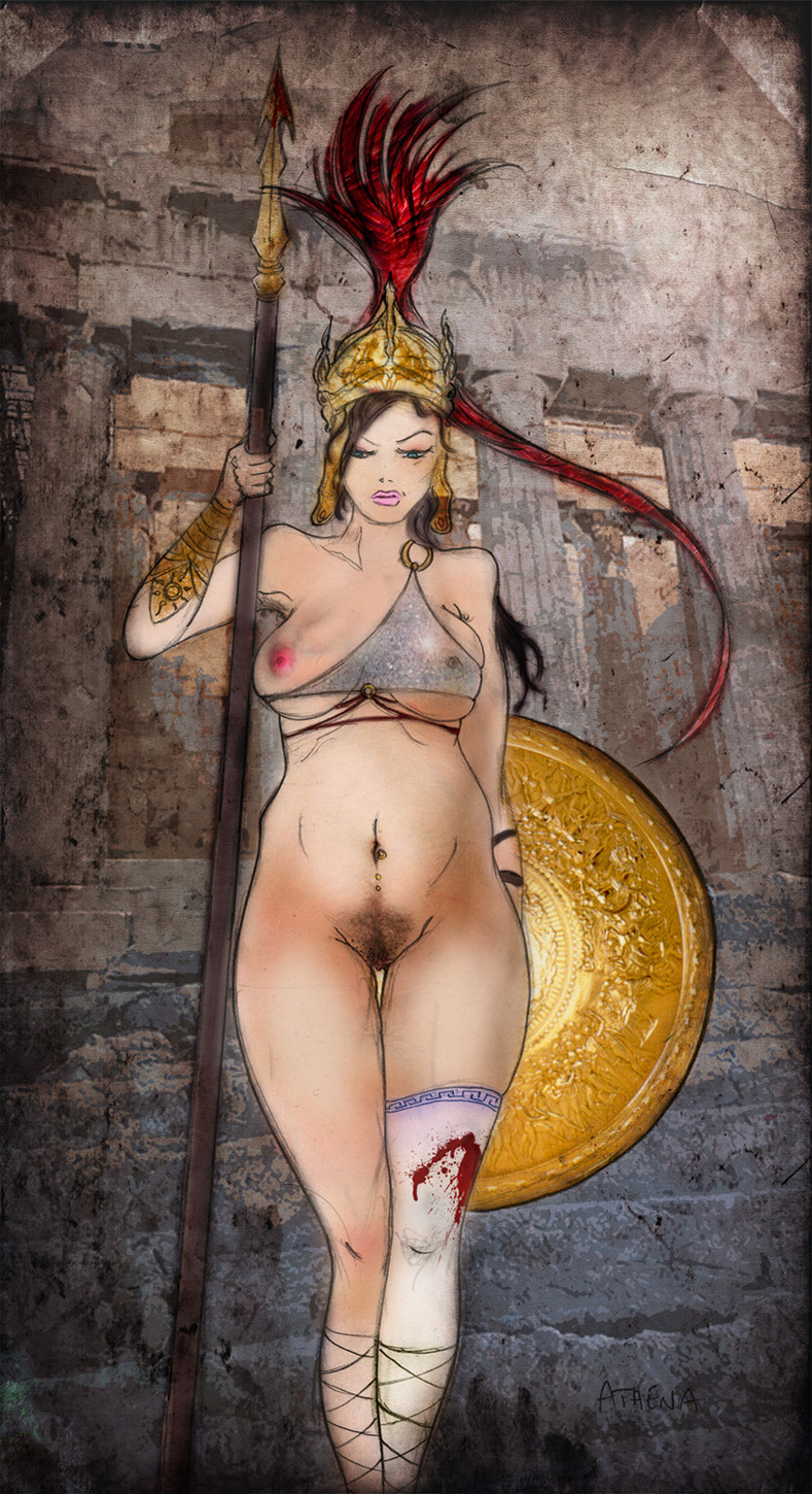 Hentai sexy female warrior pictures porn famous girls