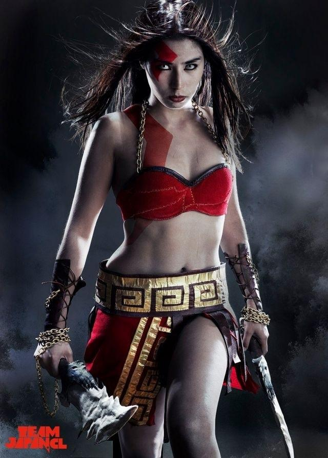 god of war hentai naruto cosplay awesome related tobirama gby aif svl