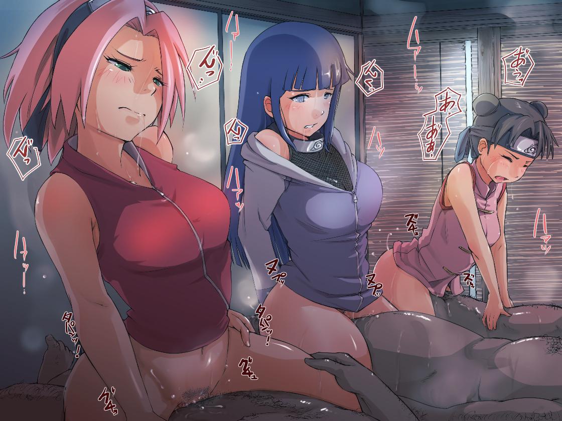 Naruto Sakura Haruno Hentai image #251776