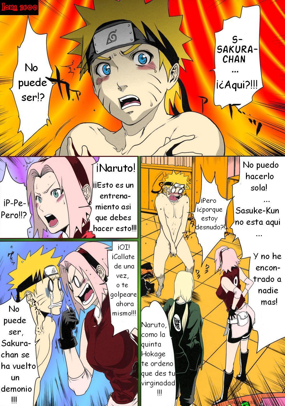 Naruto Shippuden Hentai Manga Porno Love Foro Color Naru