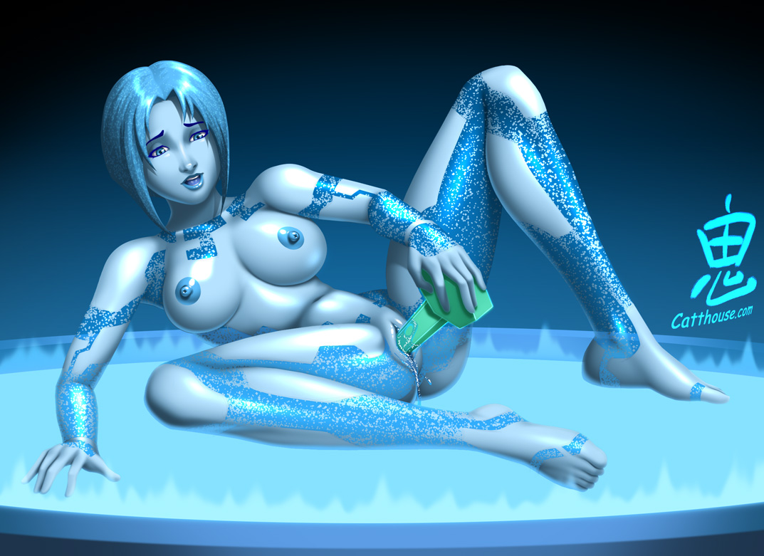Cortana halo sexy erotica video