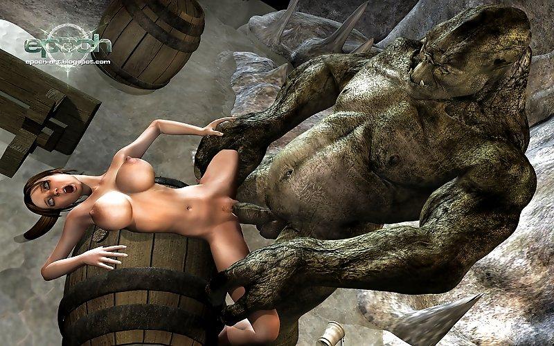 Westworld 3d Hentai Game
