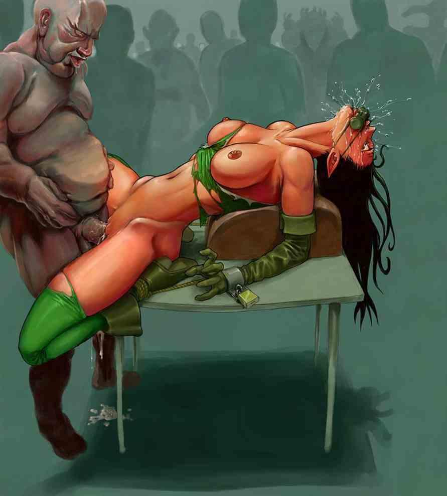 Elf girl rape nsfw tube