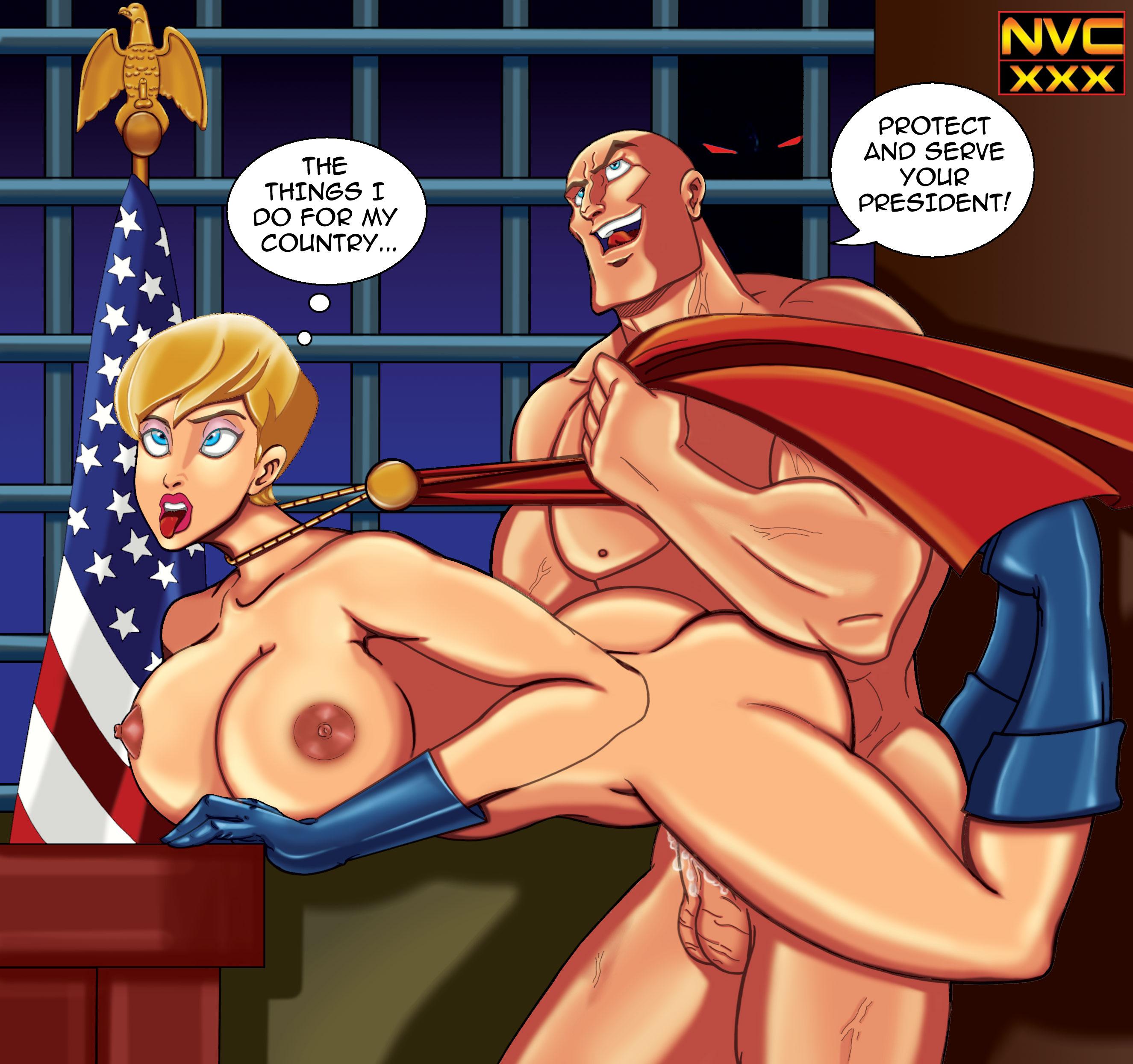 Сэкс порно супермэн 10 фотография