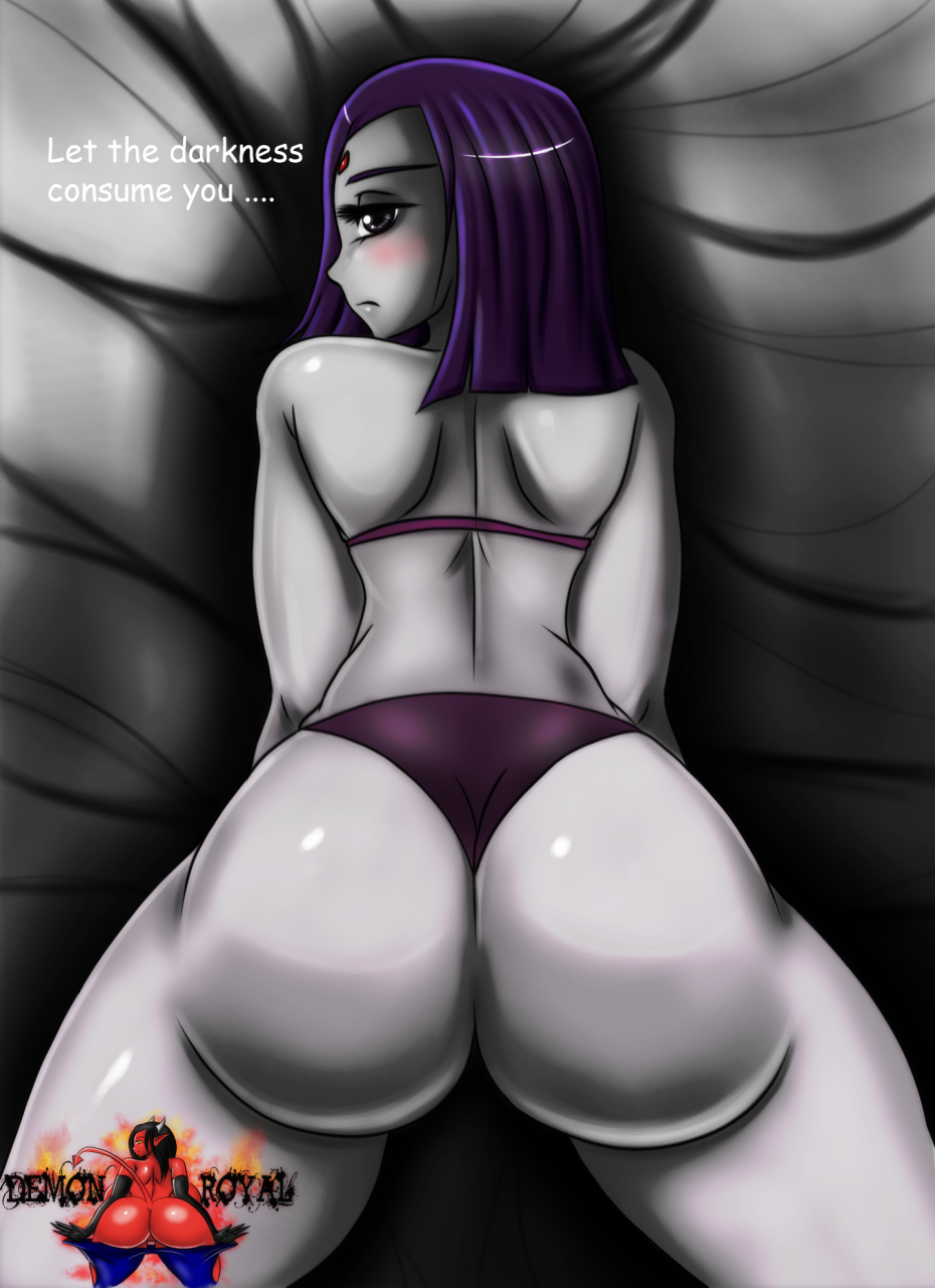 Apologise, but, Teen titan raven porn images think, that