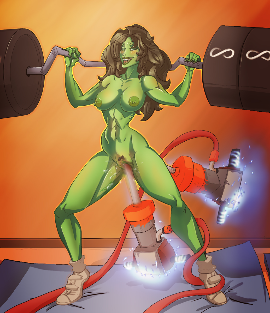 She hulk porn sex were