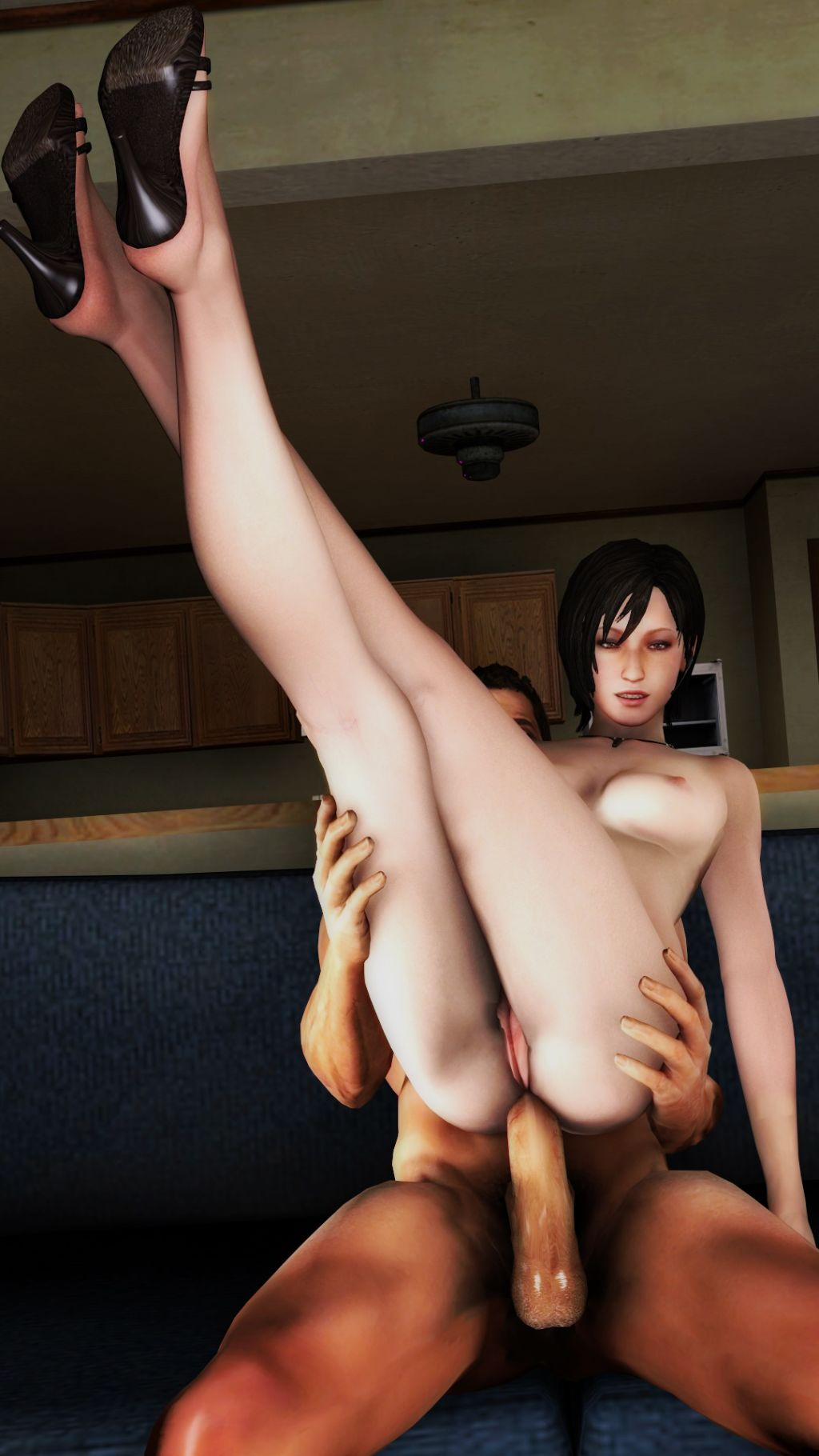 Ada wong porno softcore video