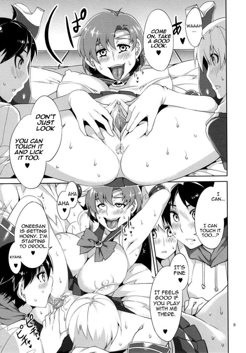 index of sailor moon hentai