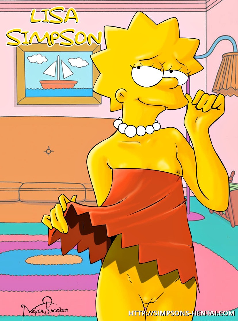 Have faced Lisa simpson animated sex cartoon seems excellent