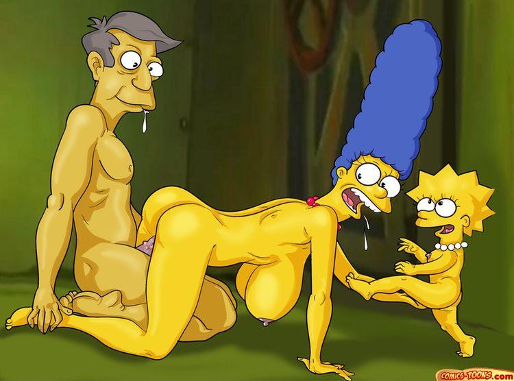 Simpsons Hentai Ic Stories Lisa Bart
