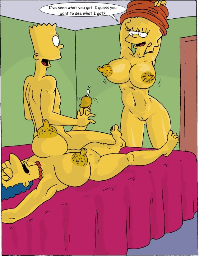 simpsons hentai comics pictures album comic fear simpsons
