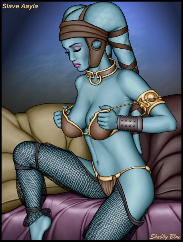 star wars hentai manga hentai pictures album blue collections slave lusciousnet star wars shabby aayla