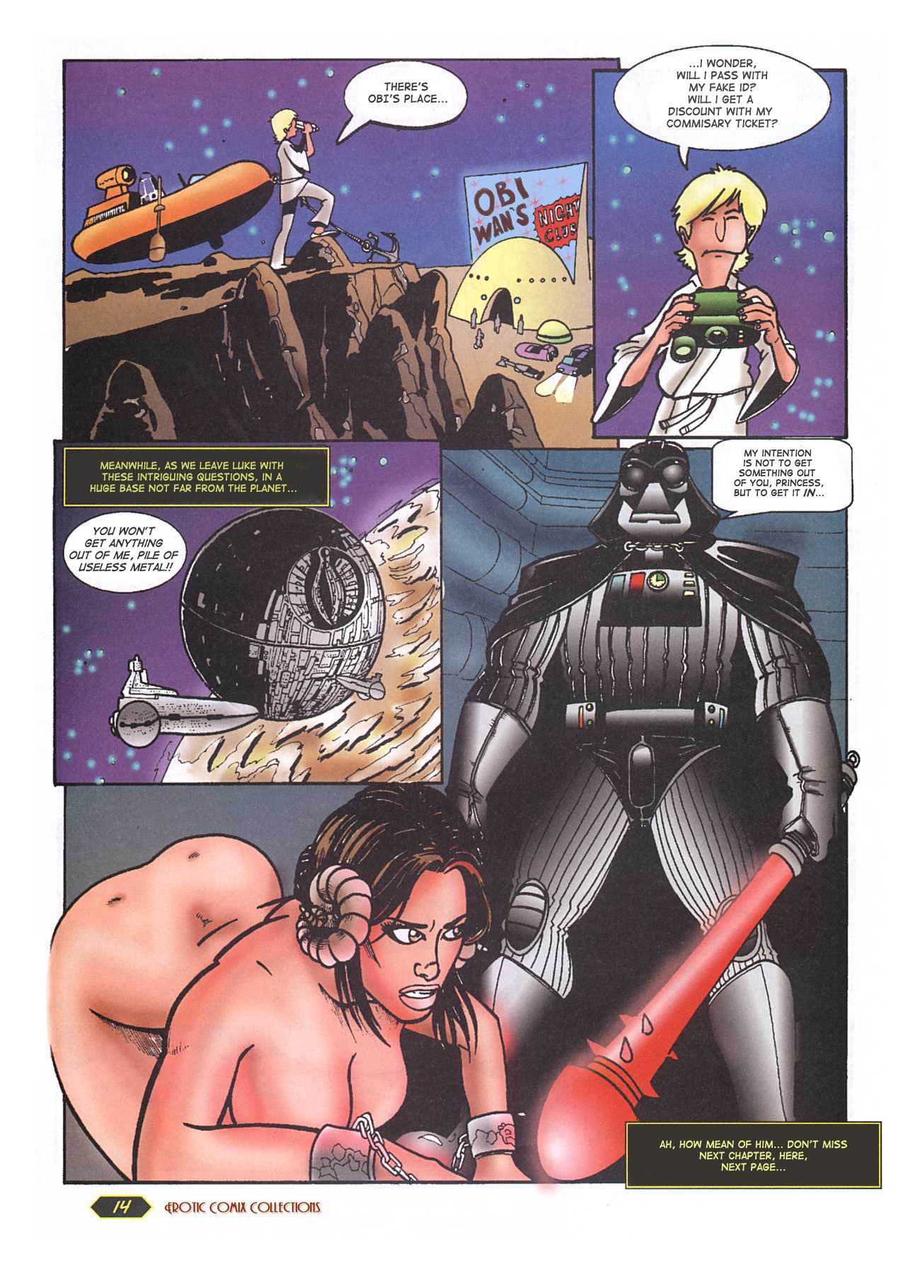 Starwars hentai pics hentay toons
